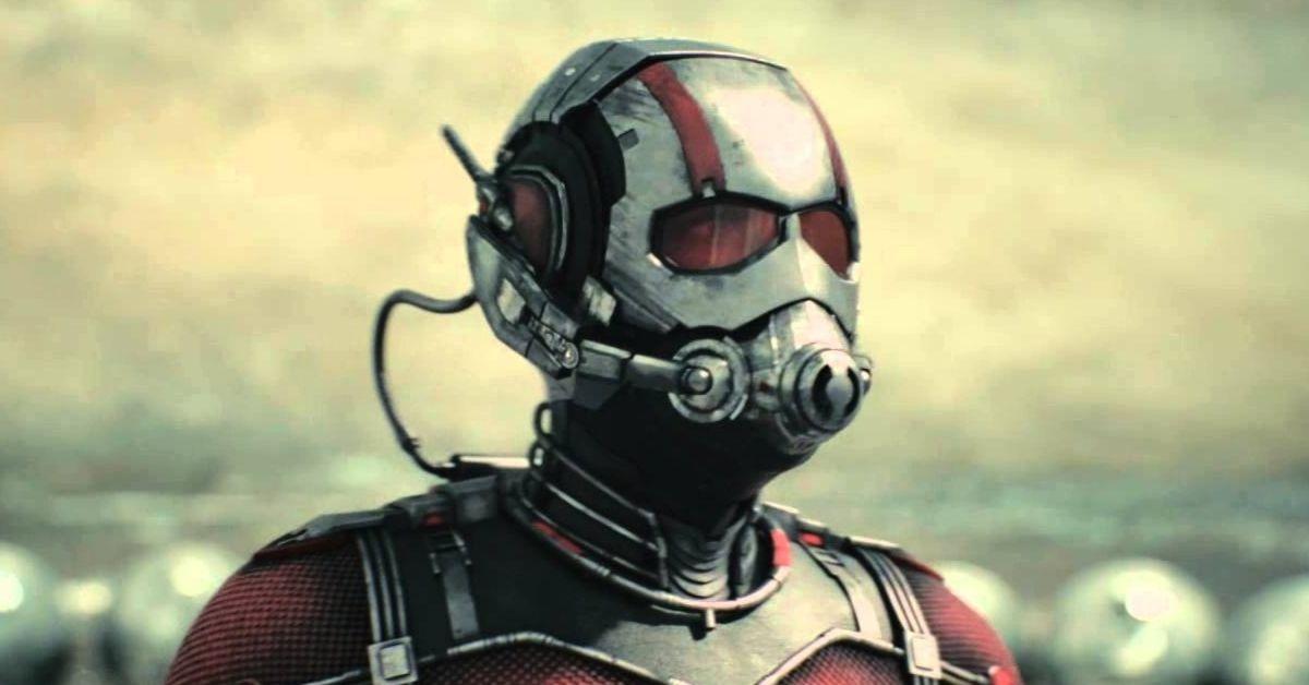 Nos quadrinhos, o Homem-Formiga já agrediu fisicamente sua