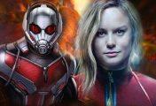 Capitã Marvel pode ser a chave para o final de Homem-Formiga e a Vespa