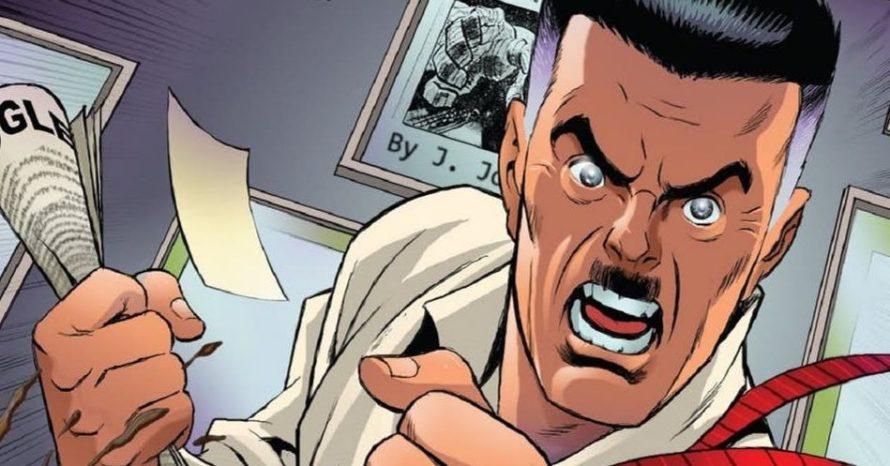 chefe Jameson (Homem-Aranha) desenho