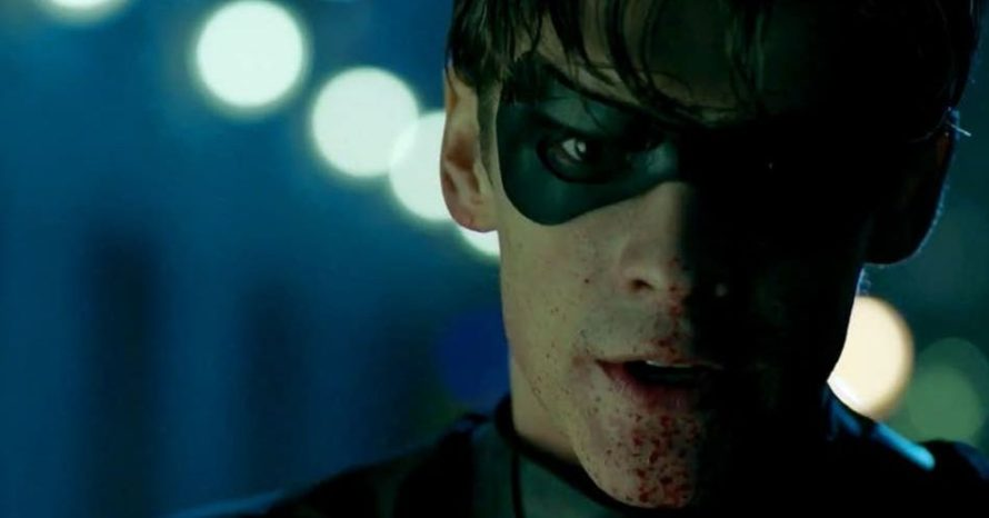 Robin desrespeitou a principal regra do Batman no trailer de Titãs? Entenda