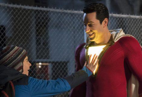 Coluna do Peter: Shazam! peca na ação, mas é um bom filme de origem