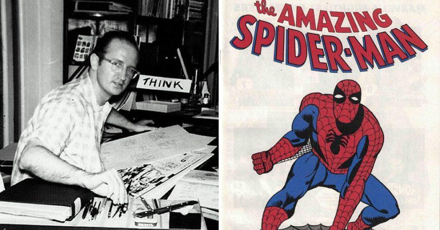 Co-criador do Homem-Aranha, Steve Ditko morre aos 90 anos