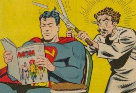 Como o Superman consegue cortar o seu cabelo?