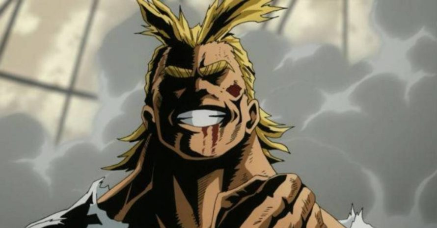 Novos vídeos do filme de My Hero Academia mostram All Might e Deku