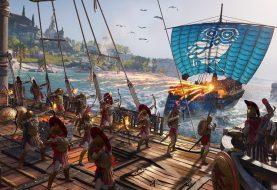 Vídeos de Assassin's Creed Odyssey mostram batalhas navais e Atenas