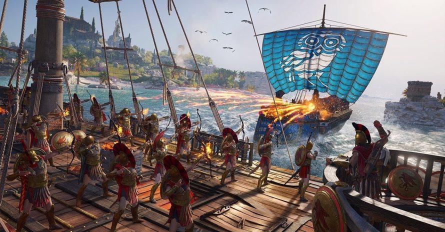 Assassin's Creed Odyssey ficará gratuito no próximo final de semana