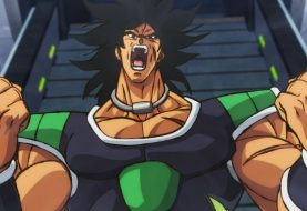 Livro de Dragon Ball Super: Broly confirma nível de poder real do saiyajin