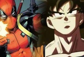 Sim, o Deadpool também é um grande fã de Dragon Ball