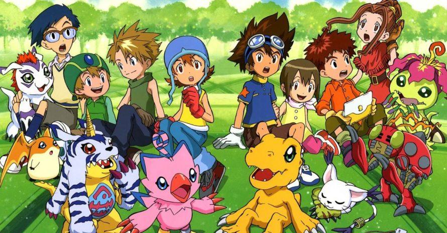 Digimon: revelados os novos visuais assustadores de alguns monstrinhos