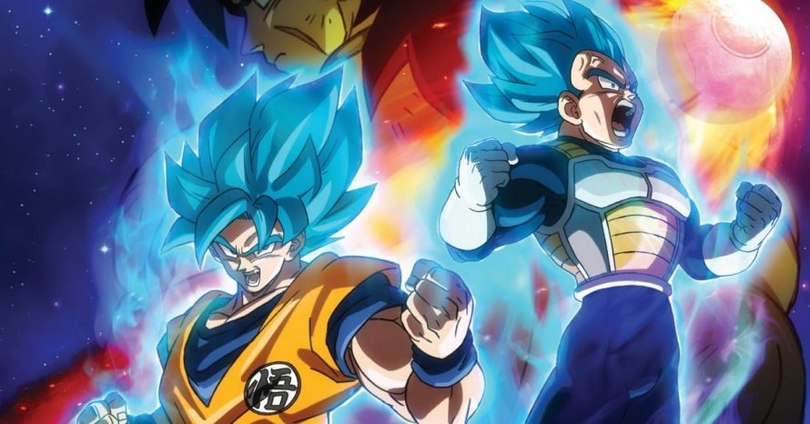 Goku e Vegeta se preparam para morrer no mangá de Dragon Ball Super