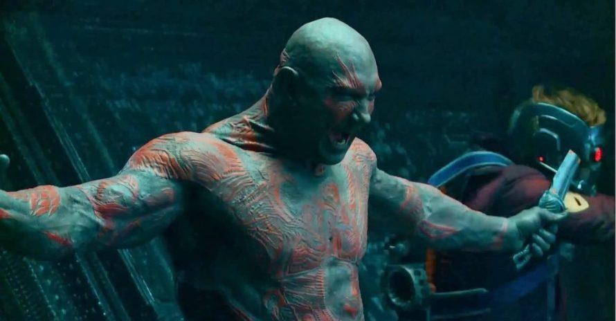 Ator de Drax, o Destruidor gostaria de filme derivado sobre o personagem
