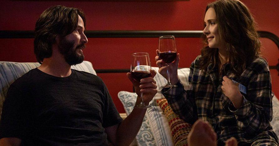 Winona Ryder se casou com Keanu Reeves nas gravações de Drácula