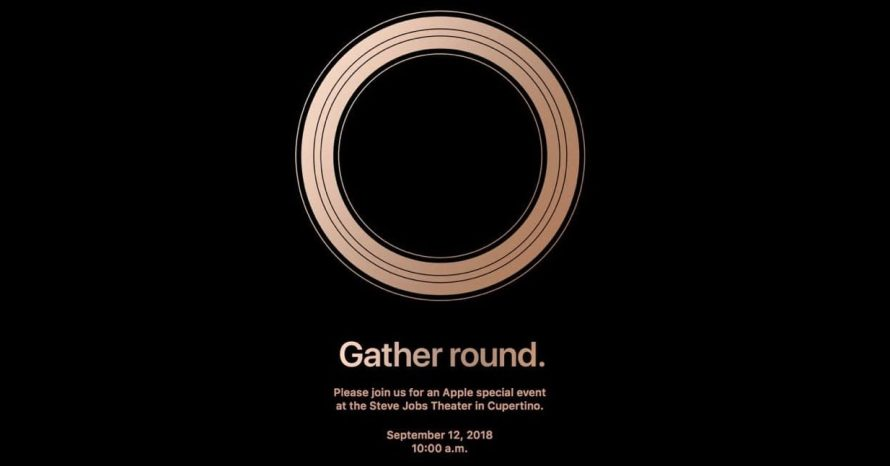 Apple vai anunciar novo iPhone no dia 12 de setembro