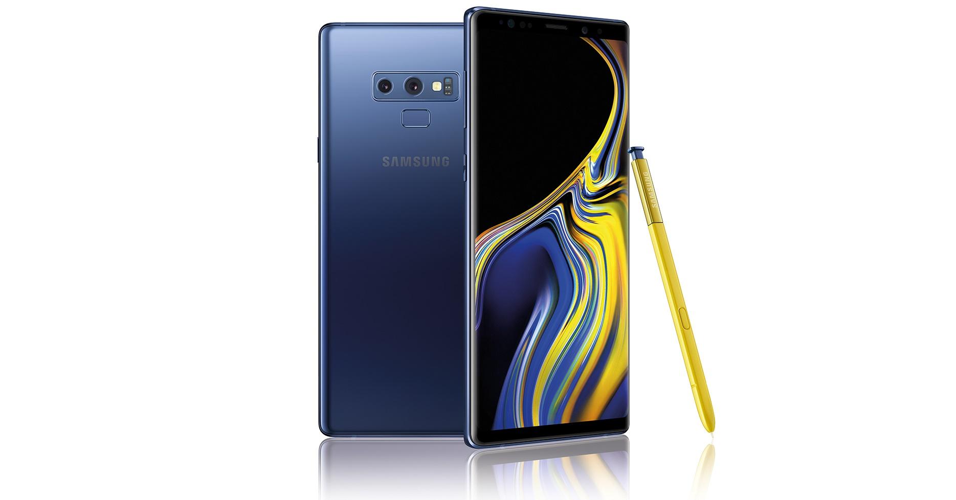 590b379cf Samsung Galaxy Note 9 chega ao Brasil a partir de R  5