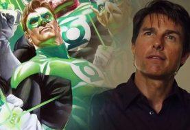 Tom Cruise é cotado para ser Hal Jordan em Tropa dos Lanternas Verdes