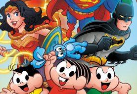 Turma da Mônica terá histórias com Batman, Superman e heróis da DC Comics