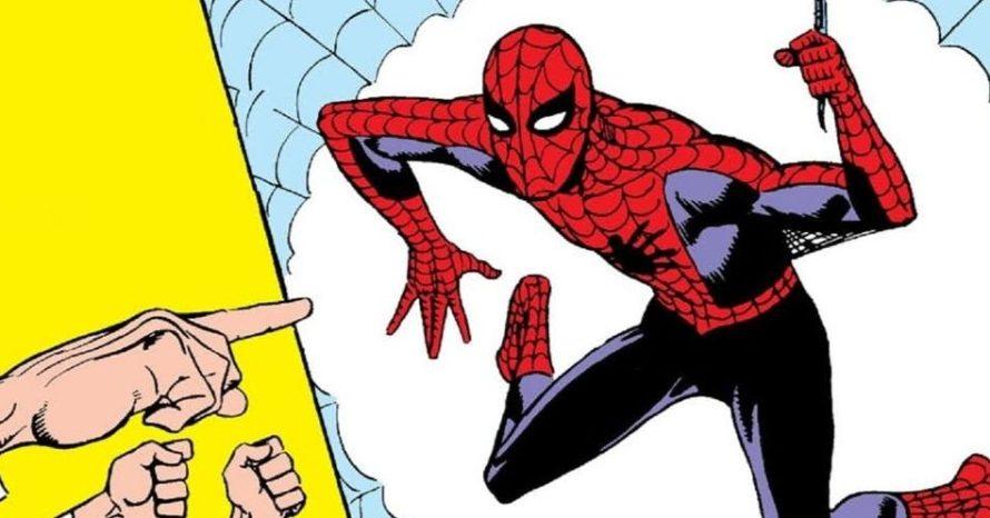 O Homem-Aranha foi criado com ajuda de escritor de quadrinhos eróticos?