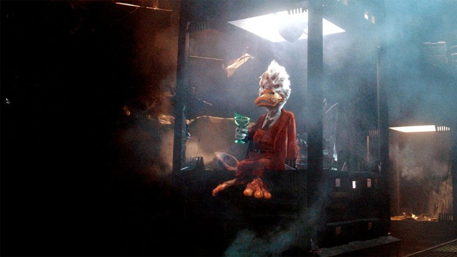 Howard, o Pato esteve em Vingadores: Ultimato e ninguém percebeu