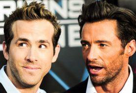 Hugh Jackman relembra início da 'rivalidade' com Ryan Reynolds