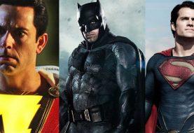 Atores comentam quem ganharia luta entre Shazam!, Batman e Superman