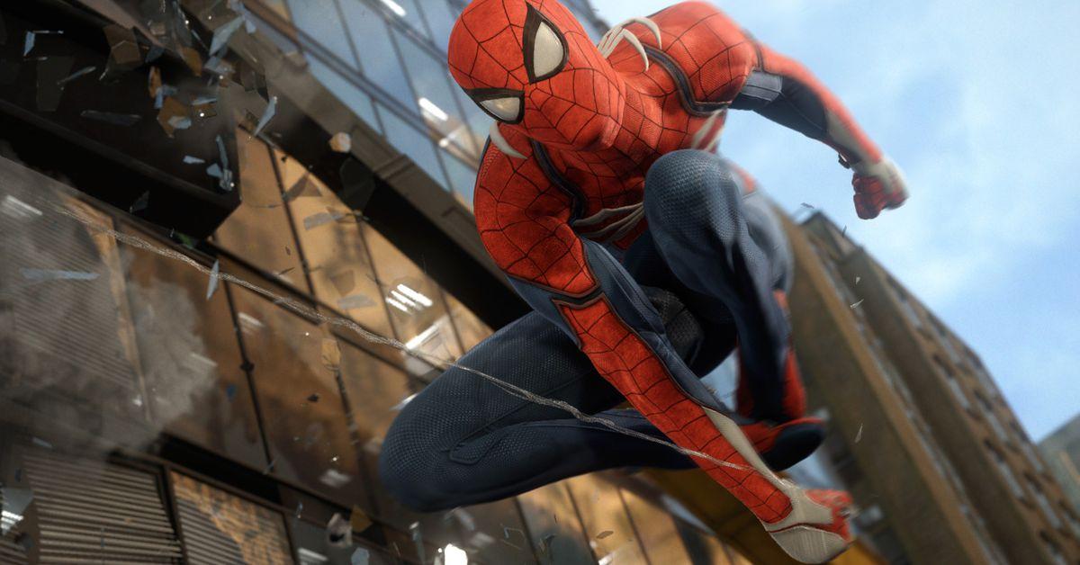 Tem Na Web - Easter egg no jogo Spider-Man te faz voltar à época do PS1