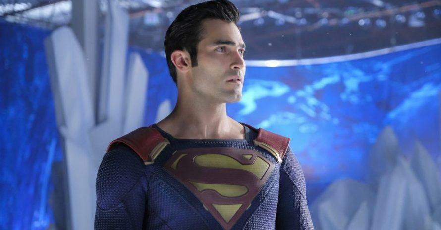 Superman pode ganhar série solo no Arrowverse, diz site