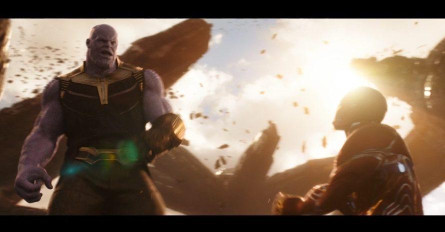 Imagens de Vingadores: Ultimato detalham armaduras de Thanos e Stark