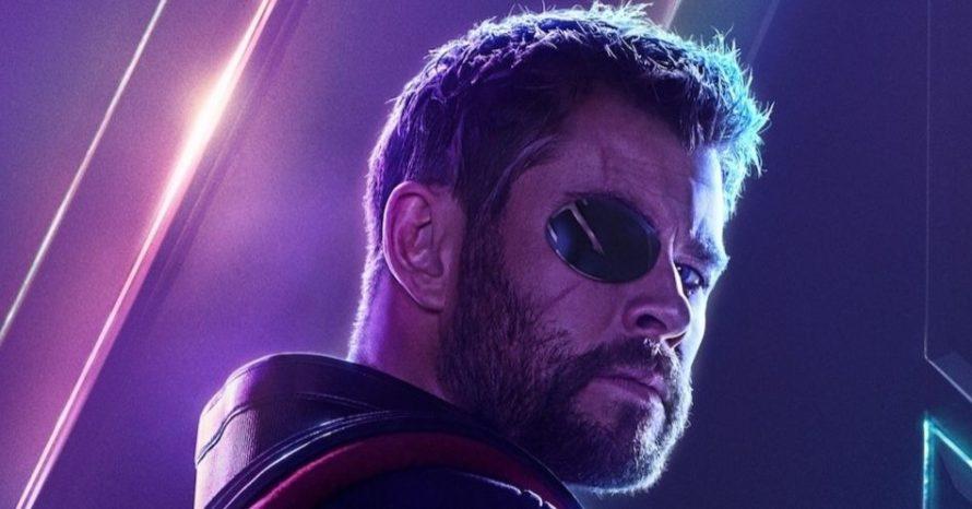 Thor quase teve uma história totalmente diferente em Guerra Infinita