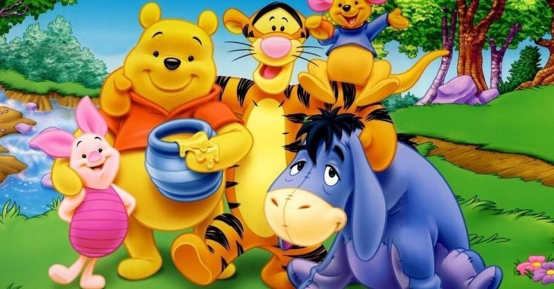Os personagens do Ursinho Pooh representam transtornos mentais?