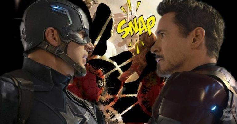 Vingadores: Guerra Infinita quase teve história e final diferentes