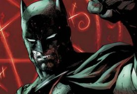Nas HQs, o Batman já quebrou a 4ª parede por um bom motivo
