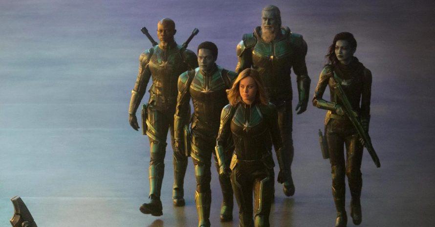 Capitã Marvel ganha descrições de personagens importantes; confira