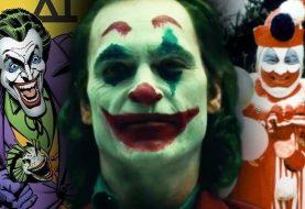 As possíveis inspirações para a maquiagem do Coringa de Joaquin Phoenix