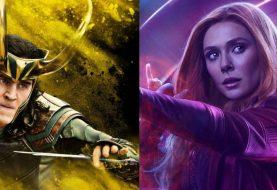 Streaming da Disney deve ter séries do Loki, Feiticeira Escarlate e outros
