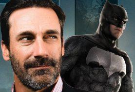 Jon Hamm revela que gostaria de interpretar Batman no cinema