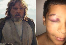 Mark Hamill exalta menino que citou Star Wars ao negar revidar bullying