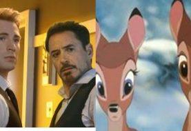 Robert Downey Jr. e Chris Evans comparam amizade a personagens da Disney