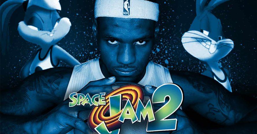 Sequência de Space Jam é anunciada com LeBron James como protagonista