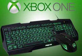 Microsoft anuncia suporte para teclado e mouse no Xbox One