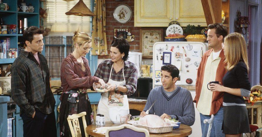 Warner pensa em reencontro de Friends para seu serviço de streaming