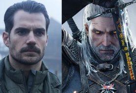 Vazam fotos do set de The Witcher, com Henry Cavill caracterizado de Geralt