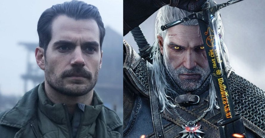 Vazam fotos do set de The Witcher, com Henry Cavill caracterizado de Geralt