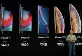 Apple lança seus novos iPhone XS, iPhone XS Max e iPhone XR