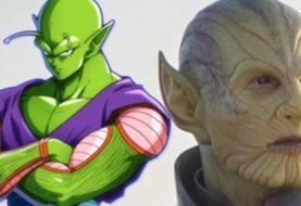 Os Skrulls de Capitã Marvel se parecem com Piccolo, de Dragon Ball?