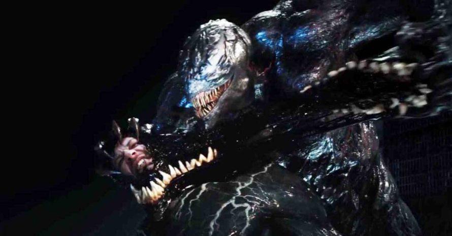 Novo vídeo de Venom mostra luta entre Riot e o simbionte de Eddie Brock