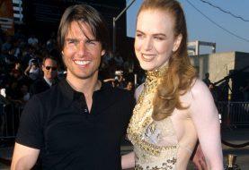 Nicole Kidman diz que foi salva de assédio graças a união com Tom Cruise