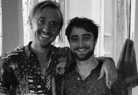 Atores de Draco Malfoy e Harry Potter se reencontram e foto viraliza