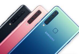 Samsung anuncia Galaxy A9, celular de câmera com quatro lentes