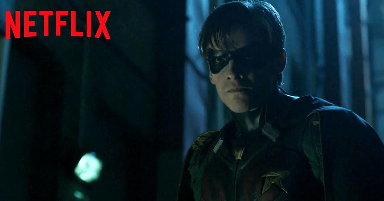 Resultado de imagem para Titãs será exibida pela Netflix no Brasil e ganha novo trailer