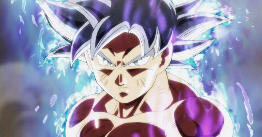 Goku aparece com Instinto Superior aprimorado em Dragon Ball Heroes